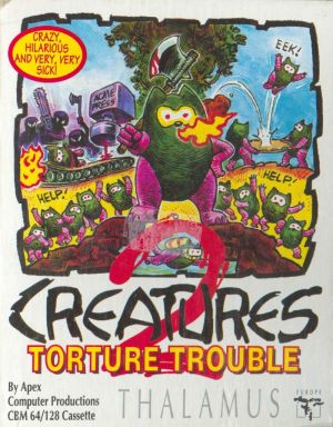 58557-creatures-2-torture-trouble-commodore-64-front-cover